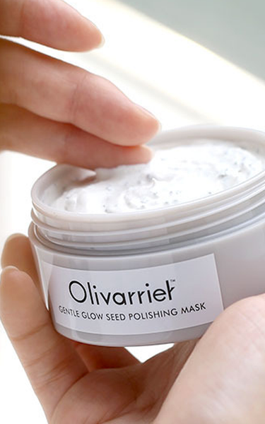 Olivarrier Gentle Glow Seed Polishing Mask
