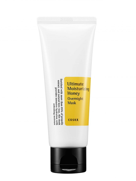 COSRX Ultimate Moisturizing Honey Overnight Spa Mask