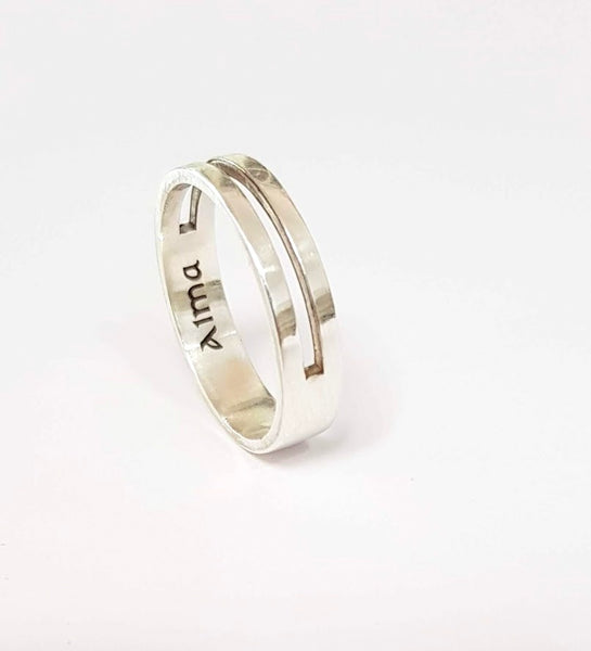 Simple Ring, Personalized Ring, Designer Ring