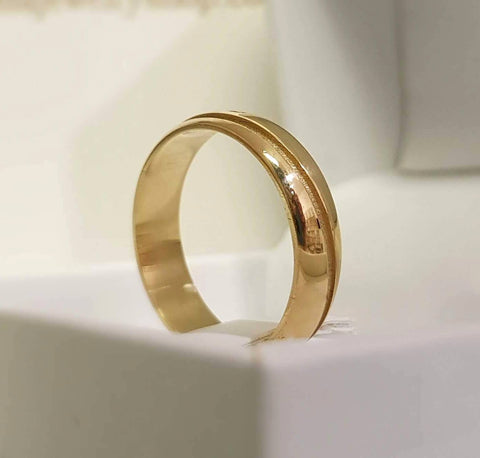 Bespoke gold ring, 585K gold Ring, Personalized Ring, 14k gold ring
