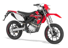 Marathon 125 AC SM Red 2016