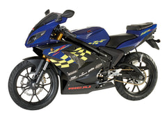 RS2 125 Matrix Blue 2007