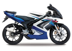 RS2 50 Matrix Racing Blue 2008-16