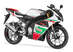RS3 125 Castrol 2016-17