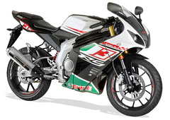 RS3 125 Castrol 2011-15