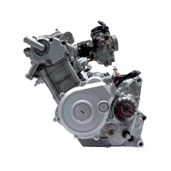RS3 Naked 125 Engine 2013-15