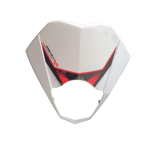 Rieju Front Headlamp Holder Rieju Marathon 125 Pro/Pro SM White 2017 £30.64