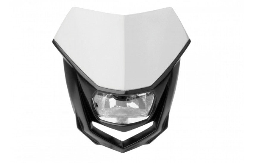 Polisport White Halo Headlight