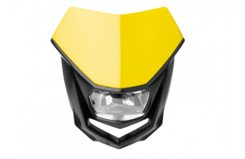 Polisport Yellow Halo Headlight
