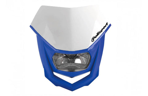 Polisport Blue Halo Headlight