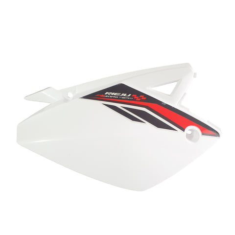Rieju Right Hand Rear Side Panel Marathon 125 Pro & SM White 2014 £29.90