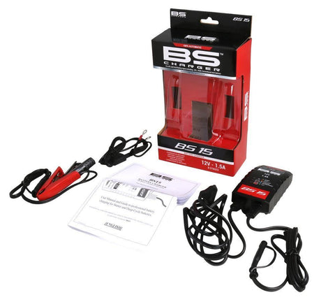 BS-Battery BS15 Smart Battery Charger for BTX4L and BTX5L