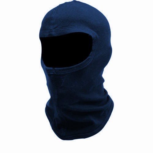 Blue Cotton Motorcycle Balaclava
