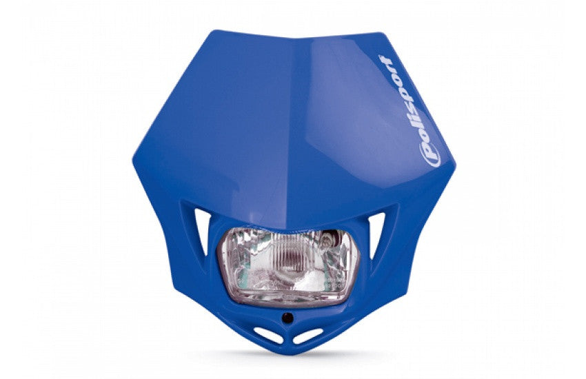 Polisport Blue MMX Headlight