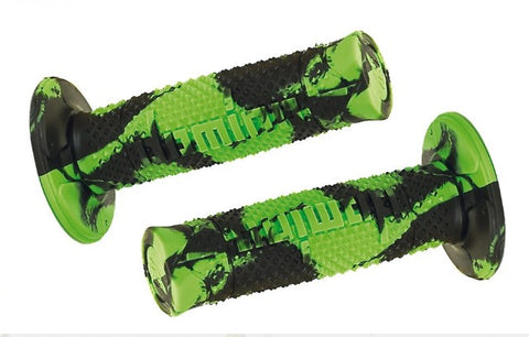Domino Snake Green/Black Grips