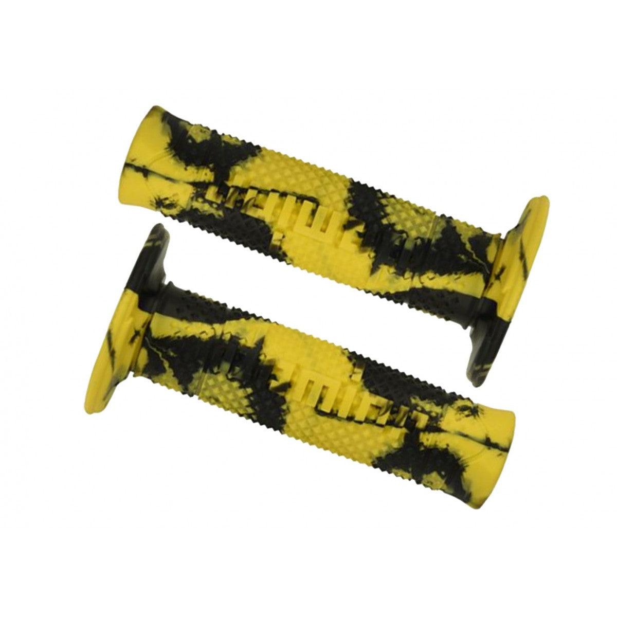 Domino Snake Yellow/Black Grips