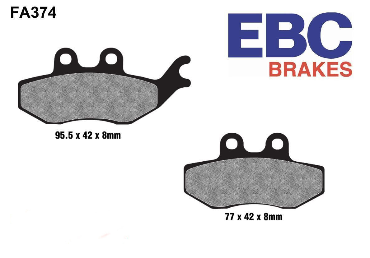 EBC FA374 High Performance Brake Pads