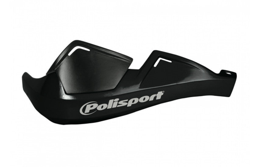 Polisport Integral Evolution Handguards - Black