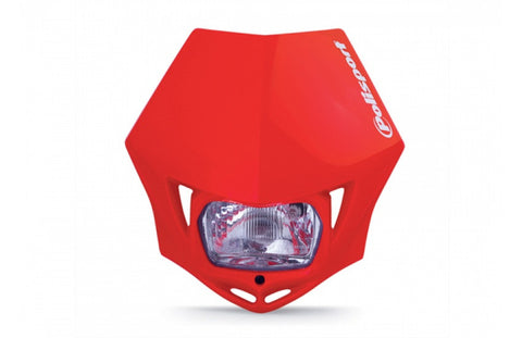 Polisport Red MMX Headlight