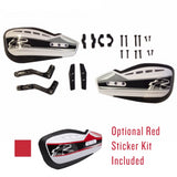 Renthal Handguards With Stickers