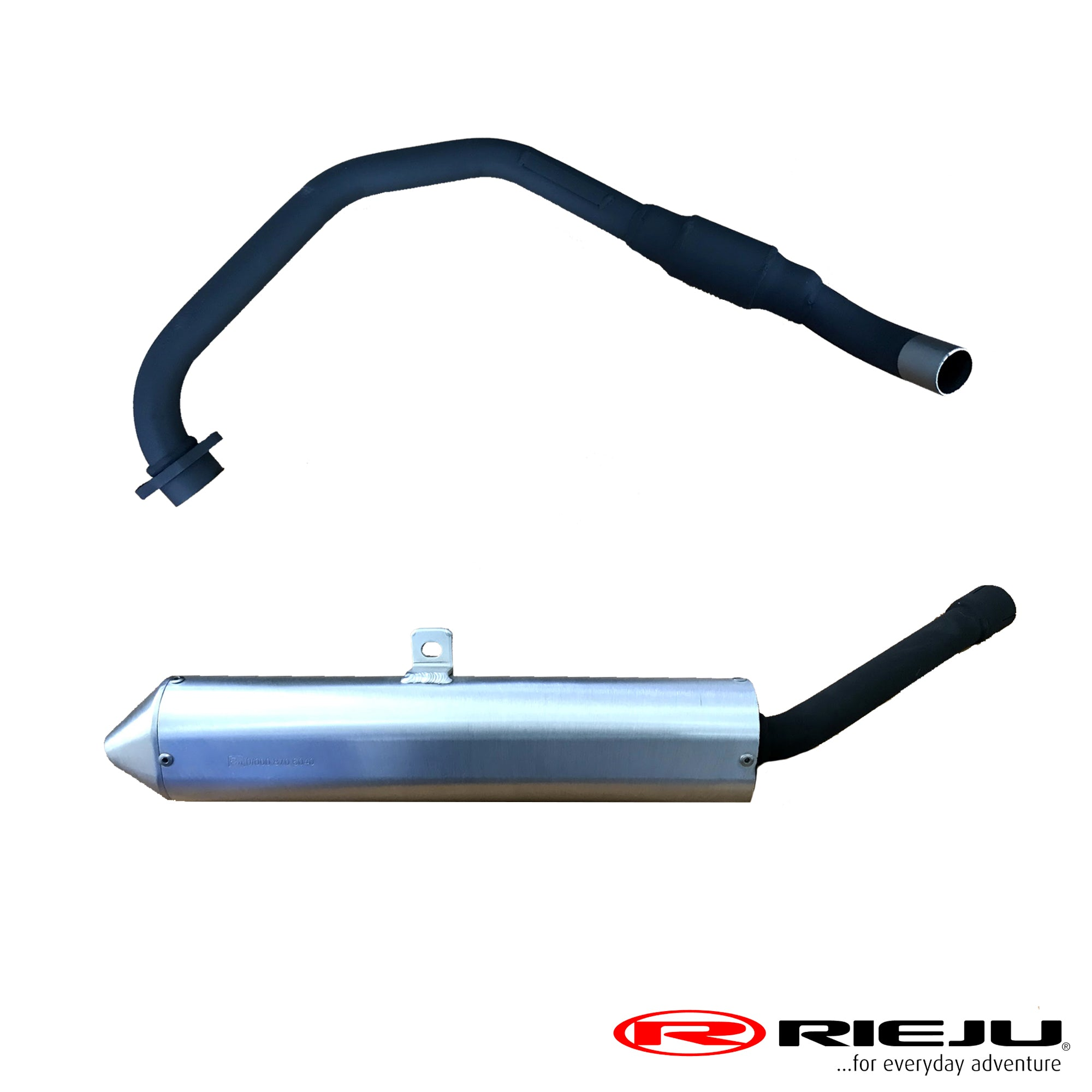 Rieju RS2 125 Matrix & Pro Complete Exhaust System £118.75