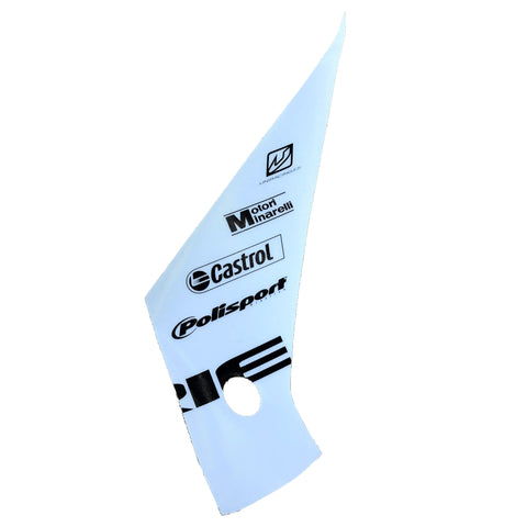 Genuine Right Lower Main Fairing Panel Decal for Rieju RS3 50/125