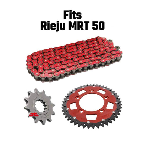 Rieju MRT 50 Chain & Sprockets Bundle