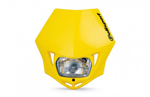 Polisport Yellow MMX Headlight