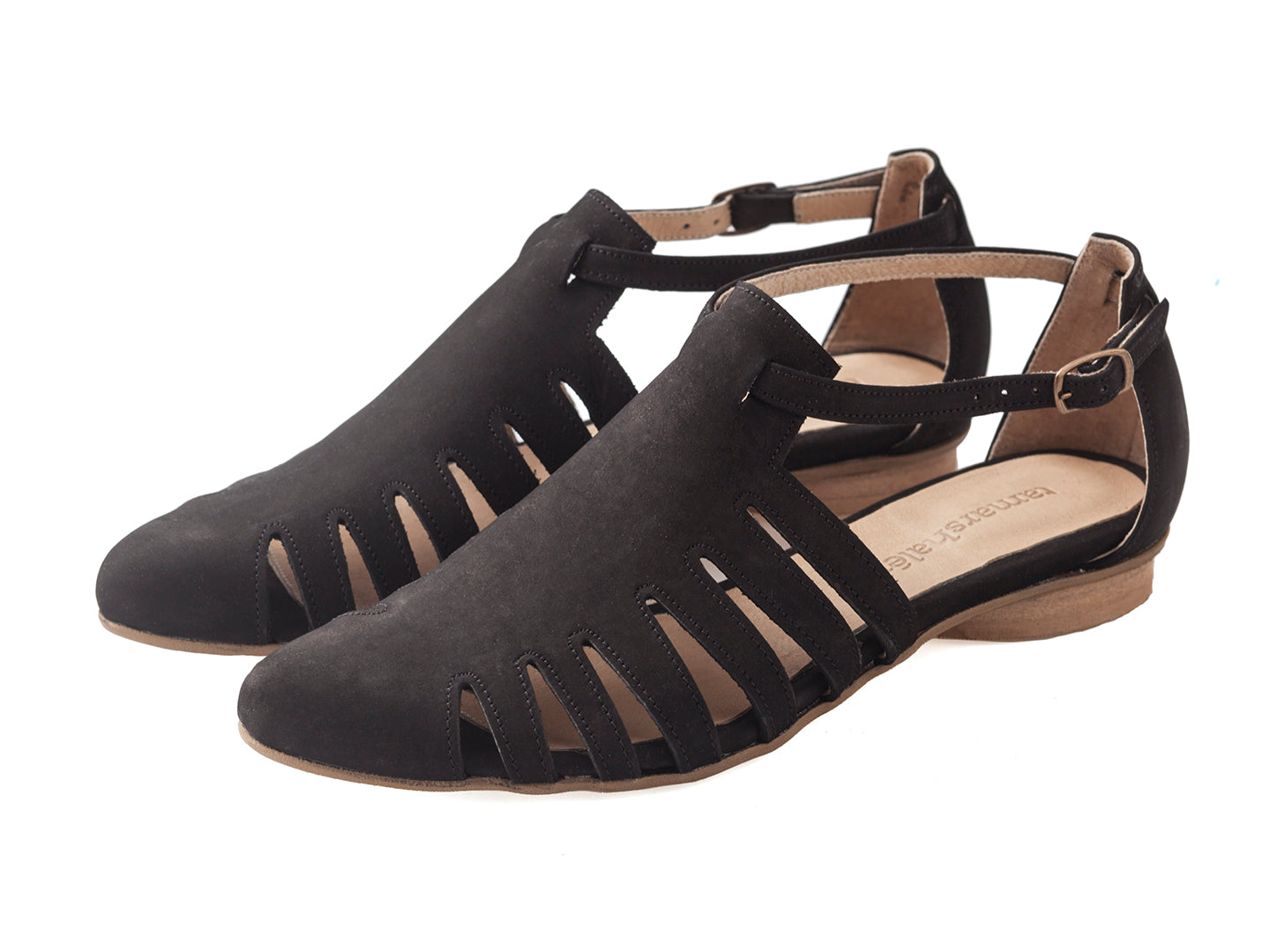Alice sandals in Black