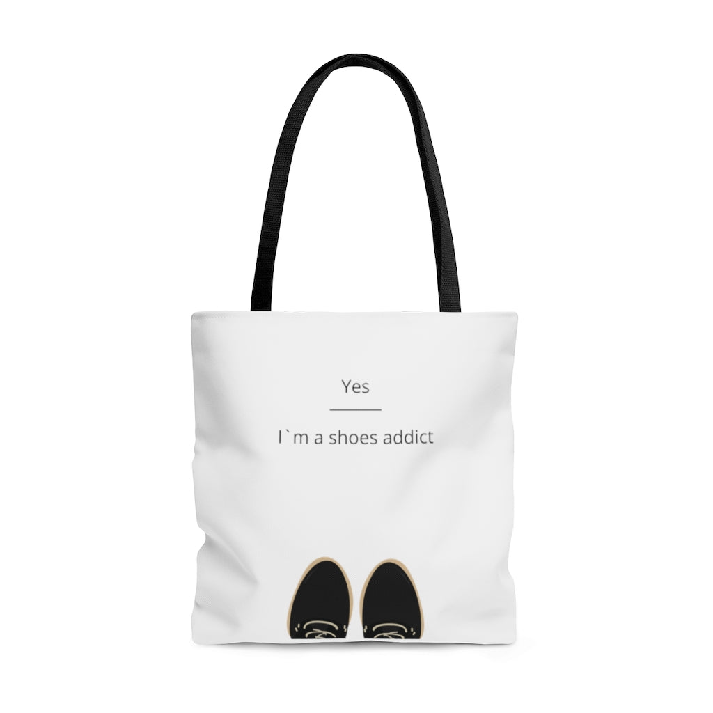 Shoe lovers tote Bag