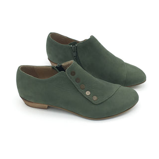 Grace in sage green