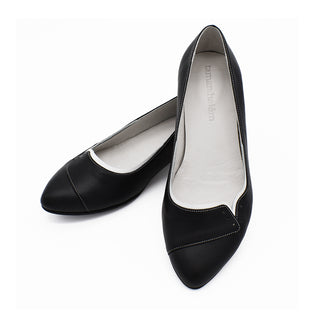 Nina pumps, Black dress shoes