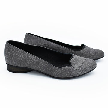 Nina pumps, Gray dress shoes