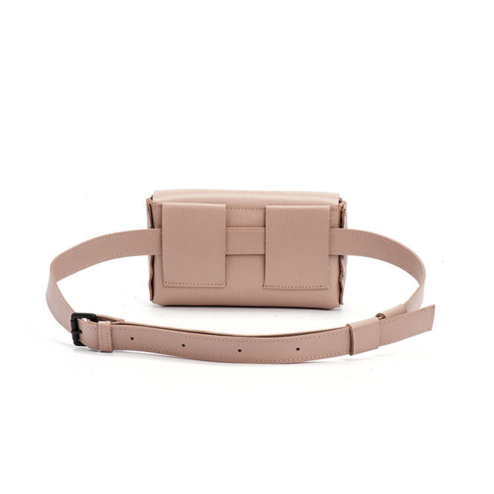 Nude bum bag