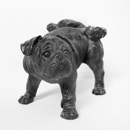 Dug the Peeing Pug - Black
