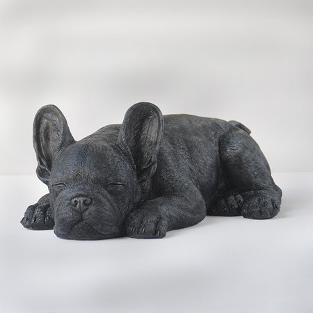 Sleeping Frenchie - Black