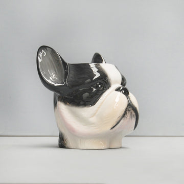 Ceramic Planter - Frenchie