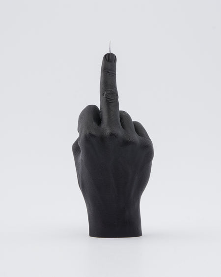 """F*CK YOU"" HAND CANDLE"