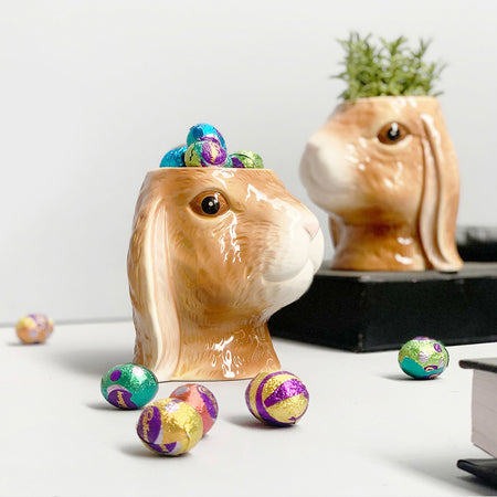 Ceramic Planter - Bunny