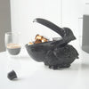 Peter the Pelican Bowl - Black