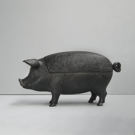 Secret Pig Bowl - Black