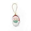 Santa Mask Ornament (Dispatch Nov 29)