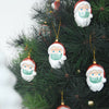 Santa Mask Ornament (6 Pack) (Dispatch Nov 29)