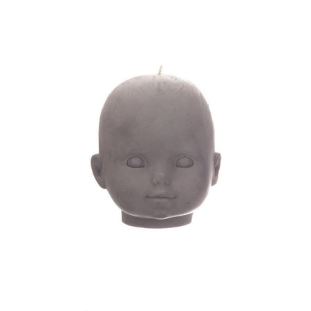 Doll Head - Large - Black Tea