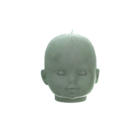 Doll Head - Large - Coconut Lime
