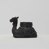 Camel Candle Holder - Black