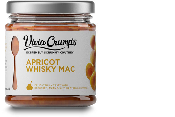 Meet Vivia Crumps Apricot Whiskey Mac Chutney