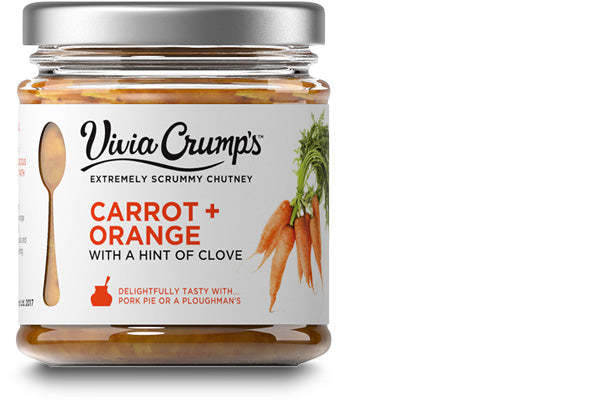 Meet Vivia Crumps Carrot and Orange Chutney