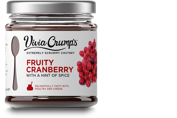 Meet Vivia Crumps Fruity Cranberry Chutney