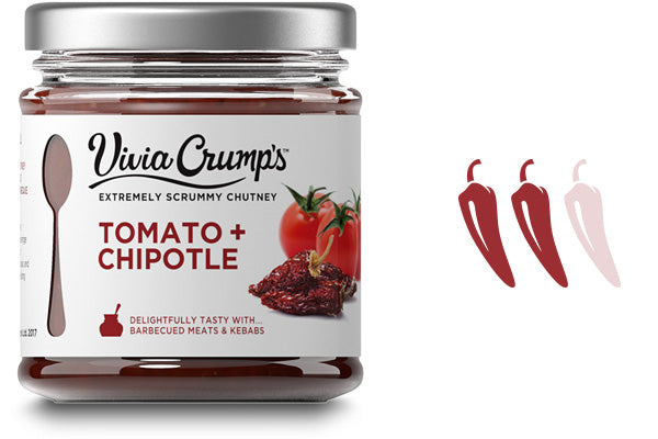 Meet Tomato and Chipotle Chutney